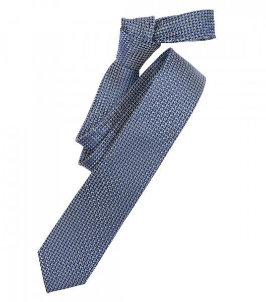 Cravate Venti bleu foncé à motifs