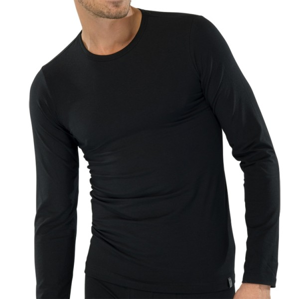 """Schiesser """"95/5"""" T-Shirt noir"""