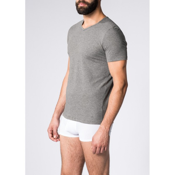 "Marc O'Polo ""2Pack Shirts"" T-Shirt gris"