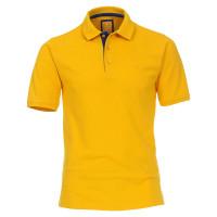 Polo Redmond jaune en coupe moderne