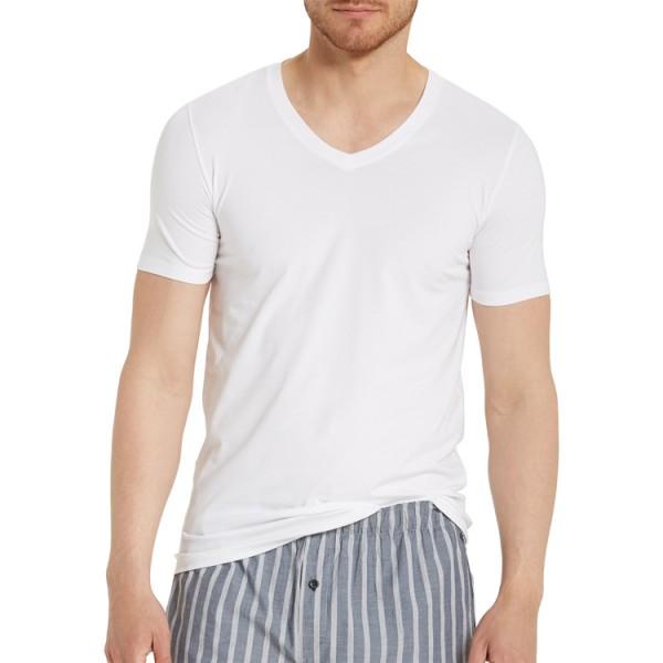 "Marc O'Polo ""Cotton Stretch"" T-Shirt blanc"