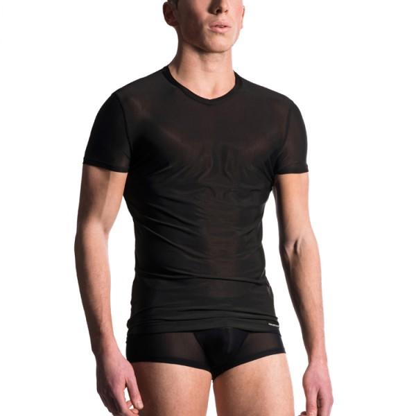 """Manstore """"M101"""" T-Shirt noir"""