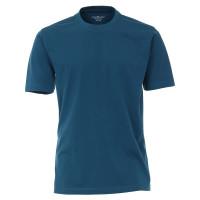T-shirt CASAMODA bleu moyen en coupe classique