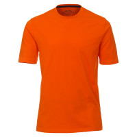 T-shirt Redmond orange en coupe classique