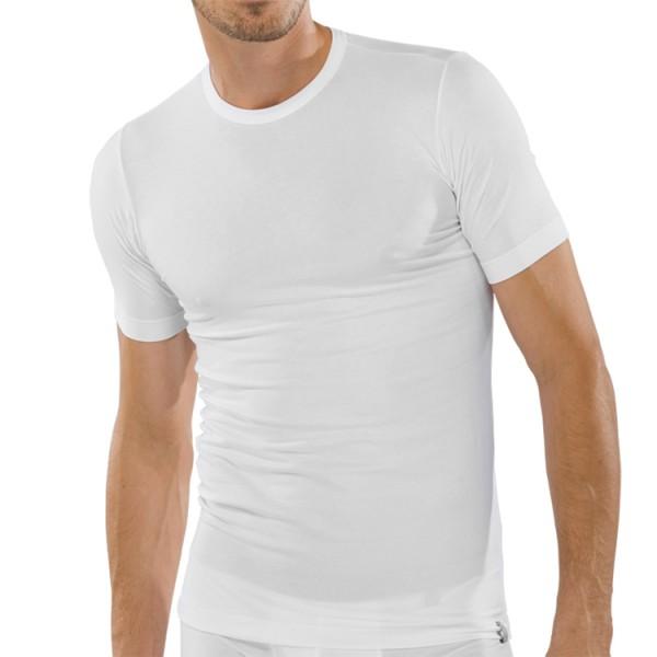 "Schiesser ""95/5"" T-Shirt blanc"