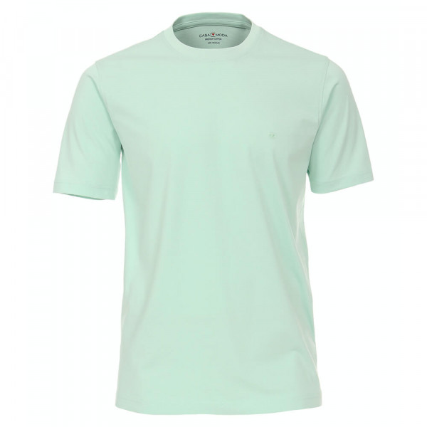 T-shirt CASAMODA vert en coupe classique