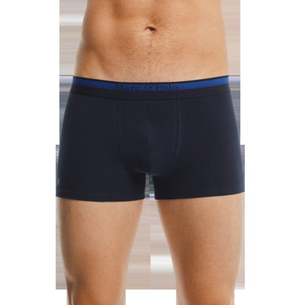 "Marc O'Polo ""Cotton Fit"" Shorts bleu marine"