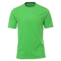 T-shirt Redmond vert en coupe classique