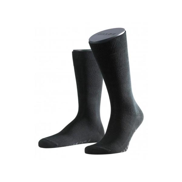 FALKE FAMILY chaussettes courtes noires