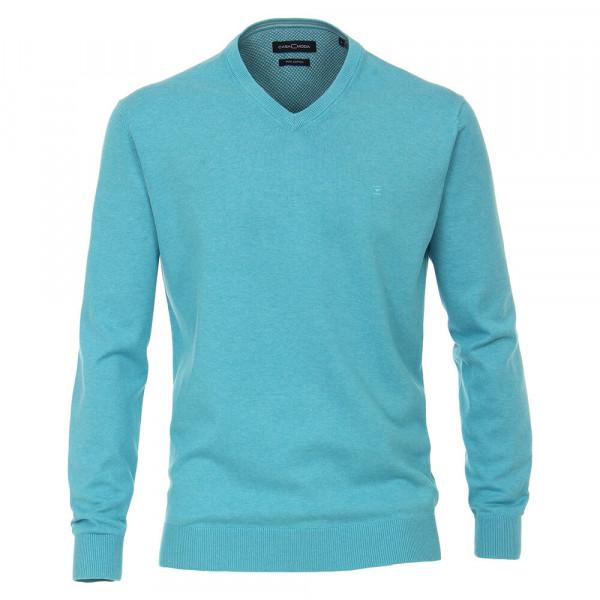 Pull CASAMODA bleu clair en coupe classique