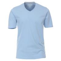 T-shirt Redmond bleu clair en coupe classique