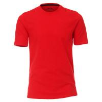 T-shirt Redmond rouge en coupe classique