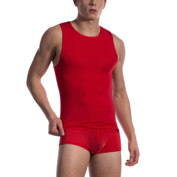 """Olaf Benz """"RED 1201"""" Tanktop rouge"""