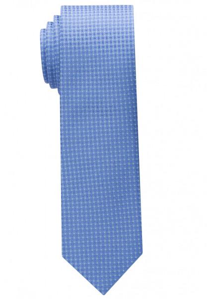 Cravate Eterna bleu clair structuré