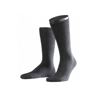 FALKE FAMILY chaussettes courtes anthracite