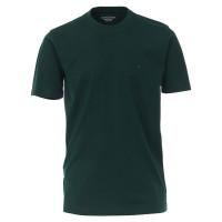 T-shirt CASAMODA vert foncé en coupe classique