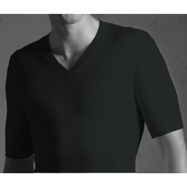 "Novila ""NATURAL COMFORT"" T-shirt noir"