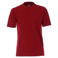 T-shirt CASAMODA rouge foncé en coupe classique
