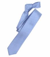Cravate Venti bleu clair tacheté