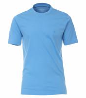 T-shirt CASAMODA bleu clair en coupe classique