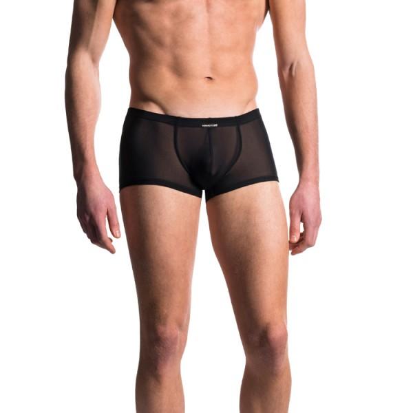 """Manstore """"M101"""" Micro Pants noir"""