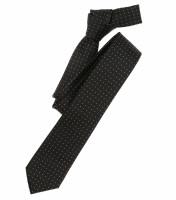 Cravate Venti noir tacheté