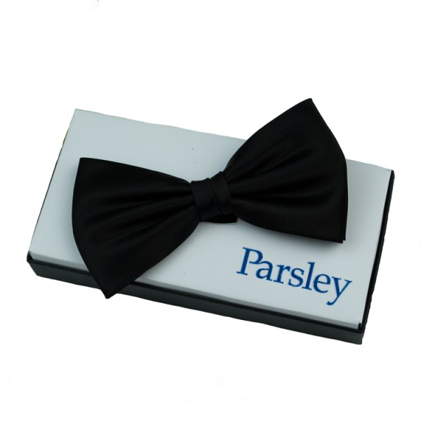 Nœud papillon Parsley noire