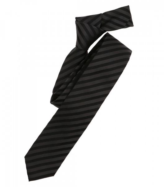 Cravate Venti noir rayé